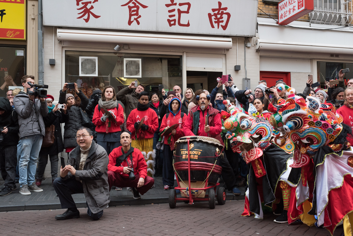 A City Made By People Amsterdam Chinese New Year