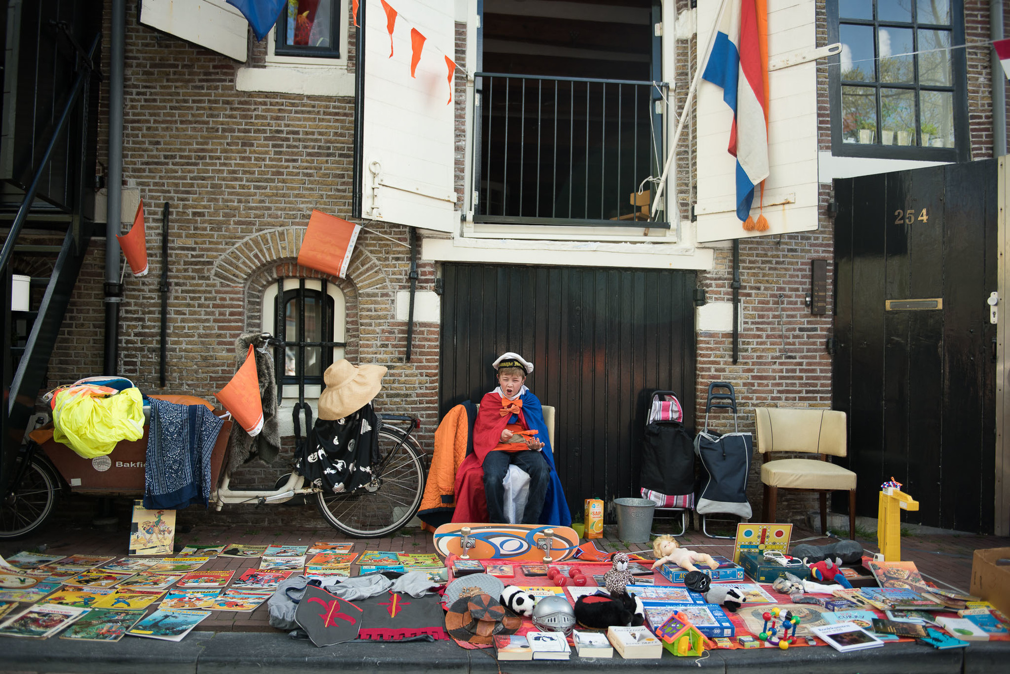 A City Made By People Amsterdam Richard Rigby