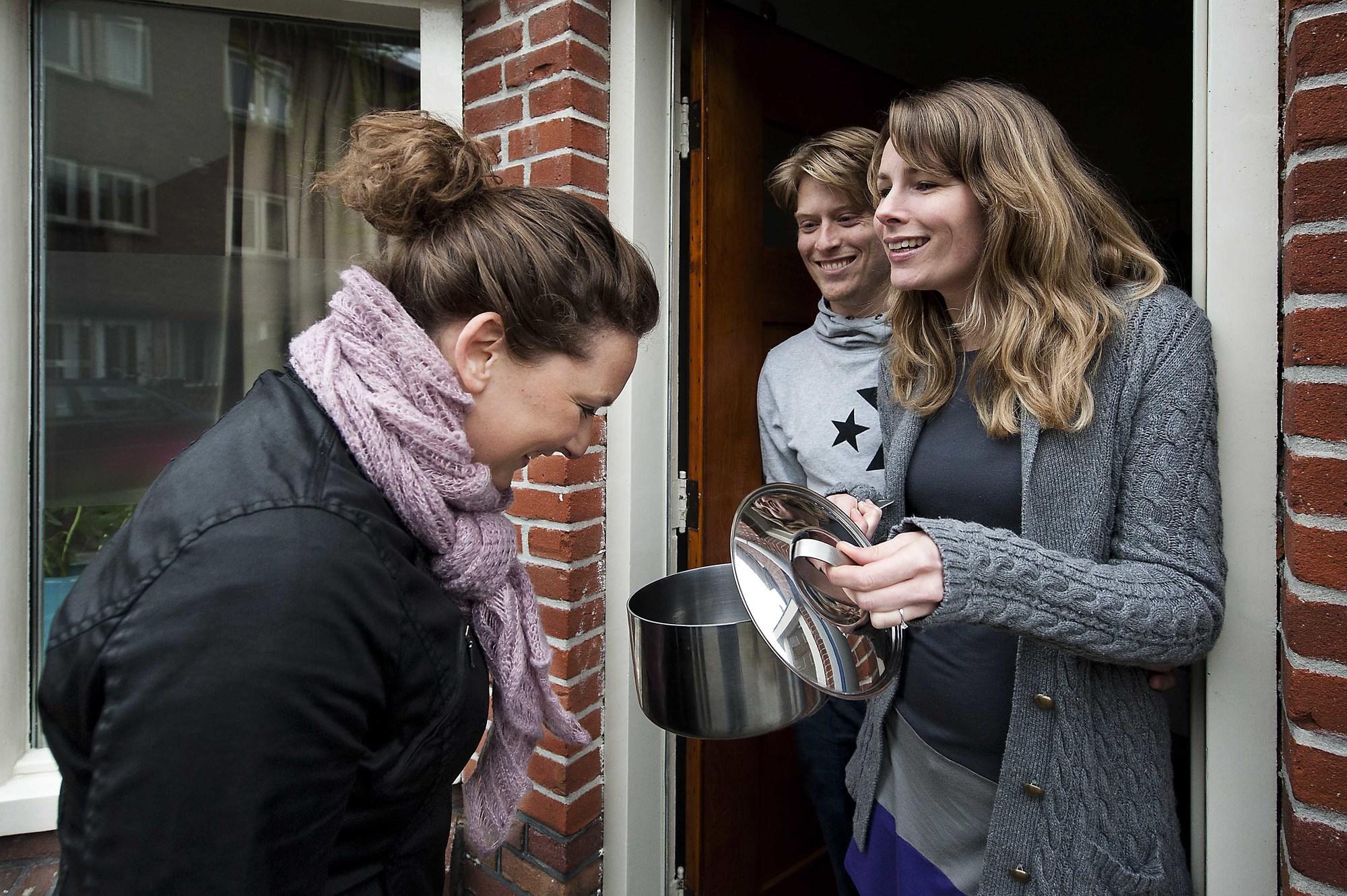 Citinerary Amsterdam Thuisafgehaald