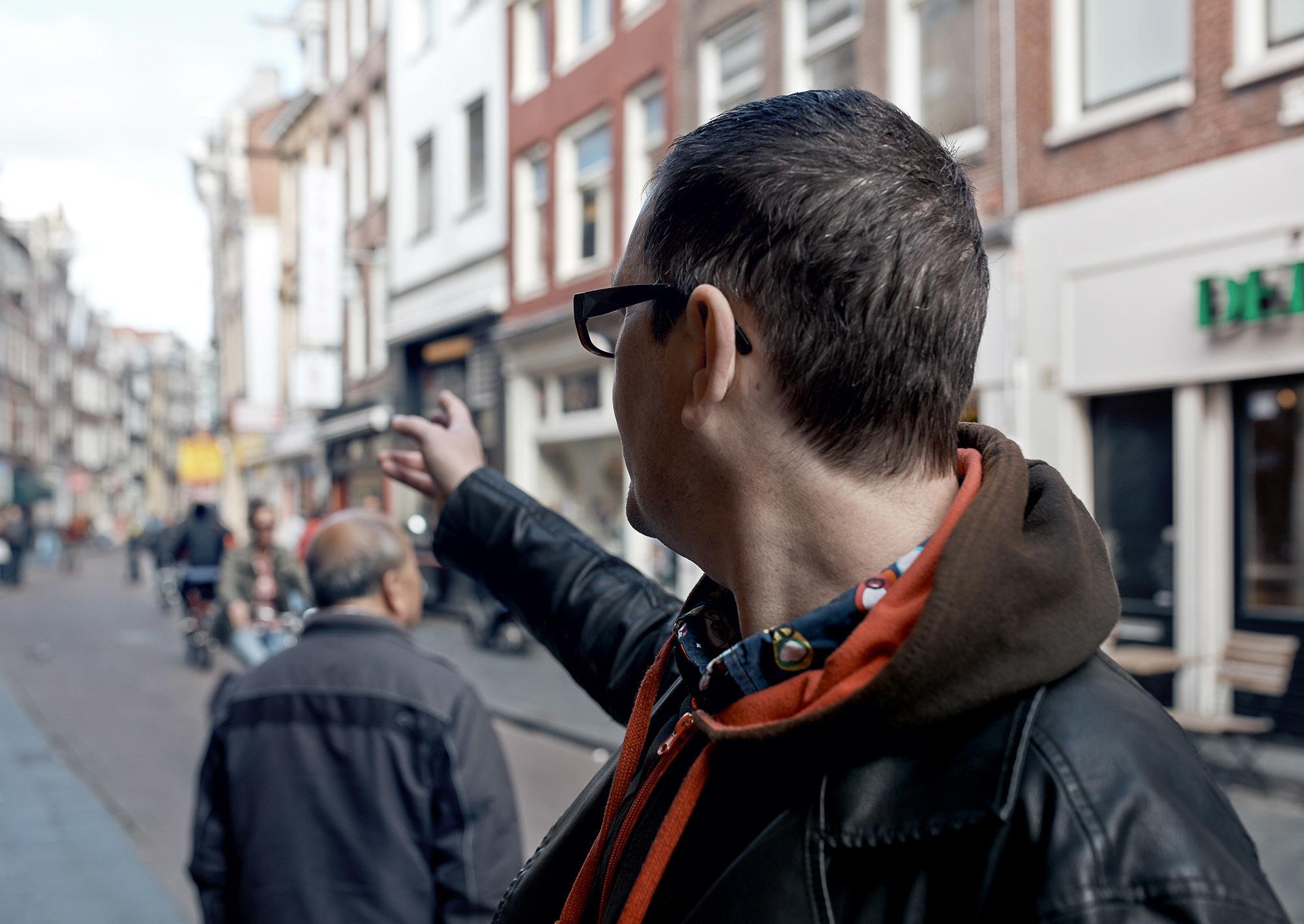 Citinerary Amsterdam Underground Zico