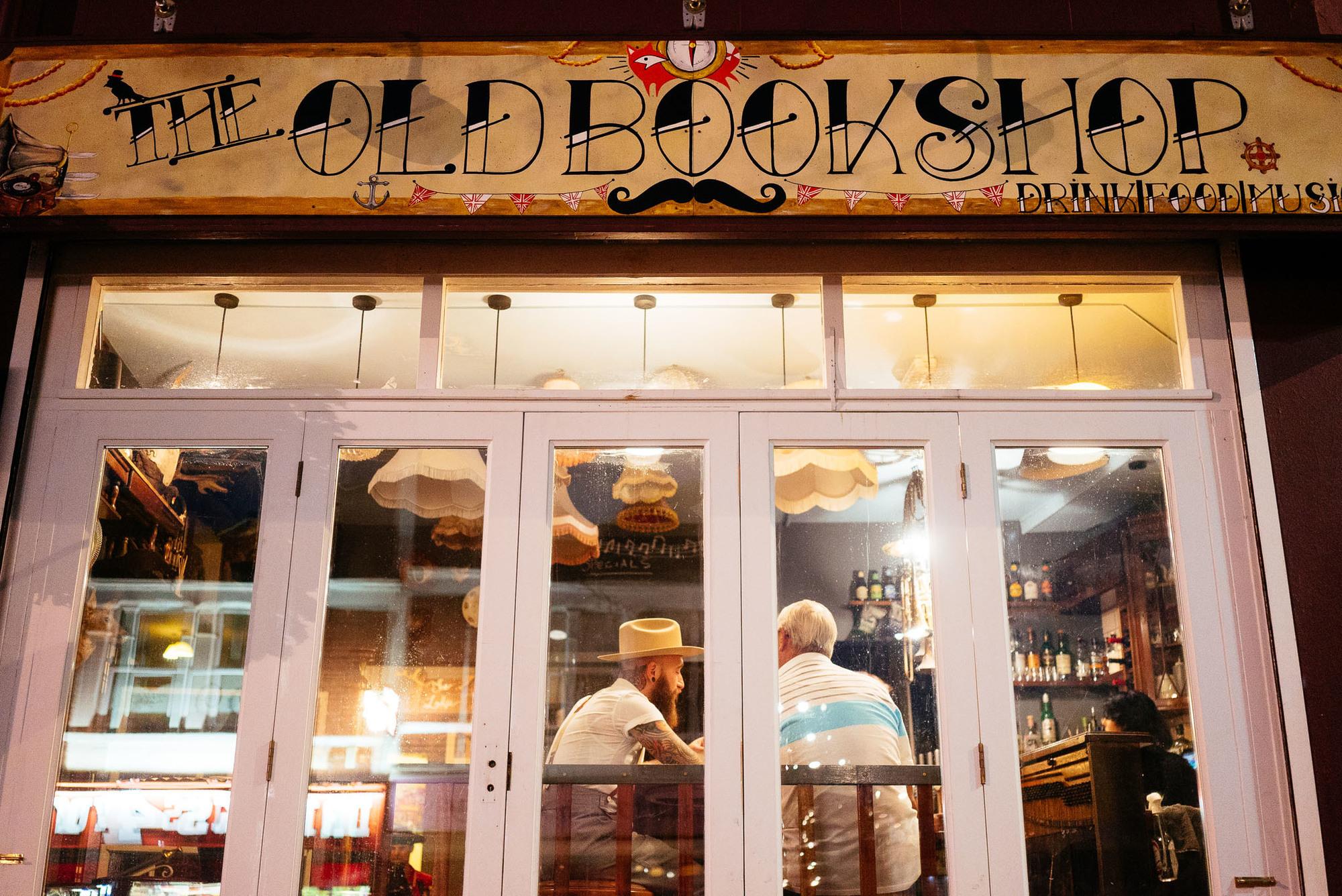 Citinerary Bristol Old Bookshop