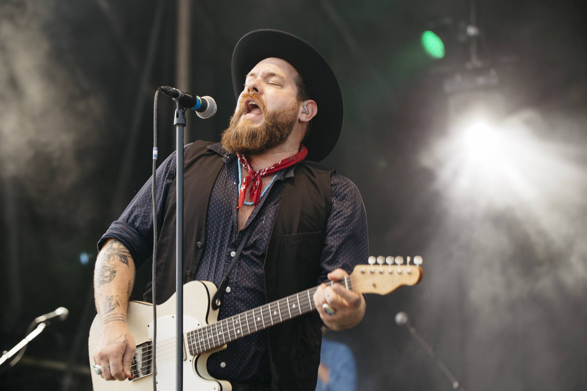 Rock the Garden Minneapolis Nathaniel Rateliff