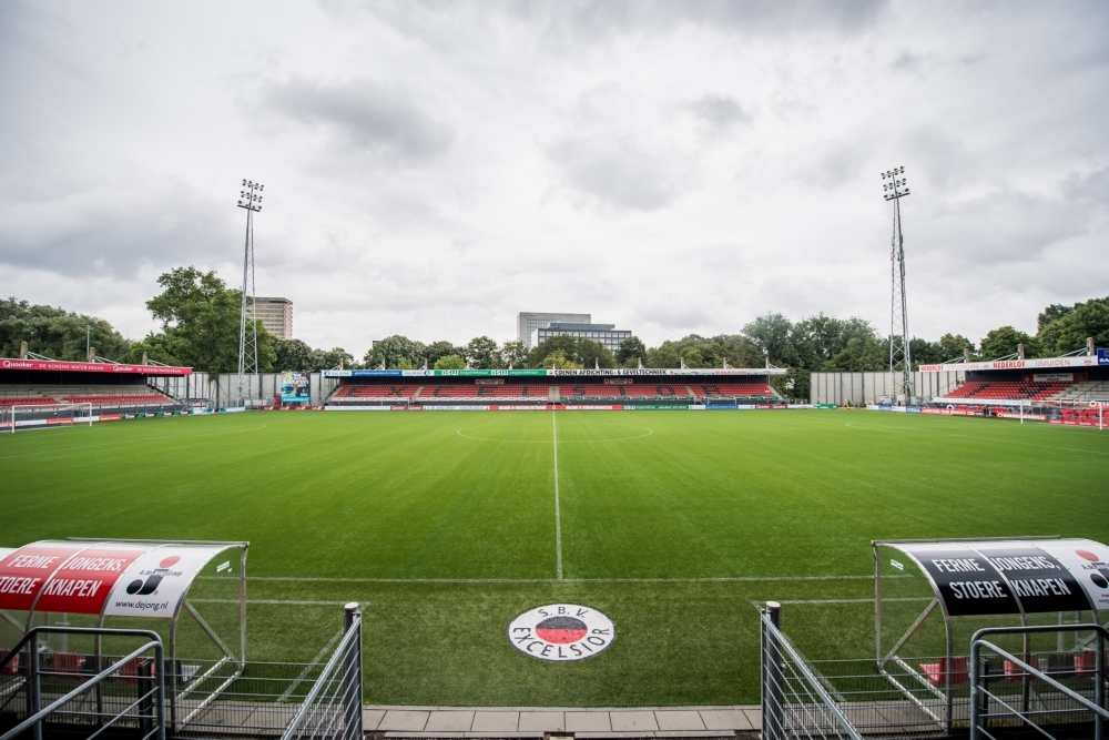Citinerary Rotterdam Feyenoord