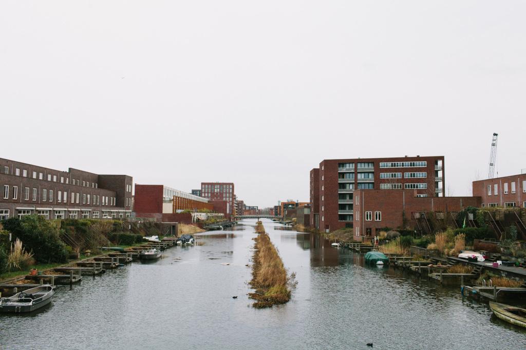 Citinerary Town Talk IJburg