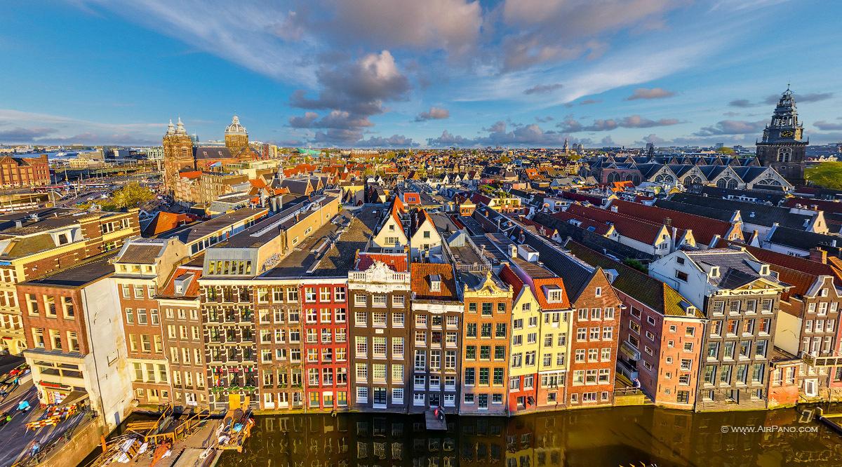 Citinerary Amsterdam Sharing Economy