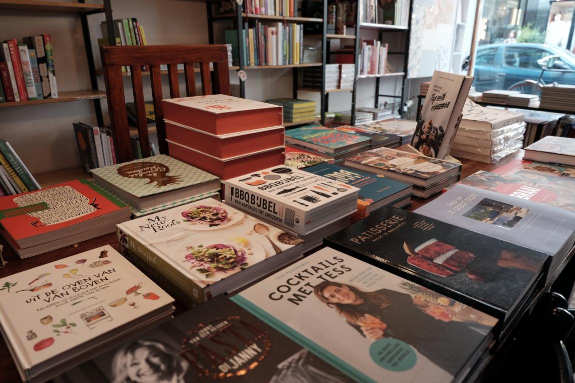 Amsterdam De Kookboekhandel