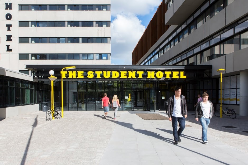 A City Made By People Bed Talks at The Student Hotel in Amsterdam