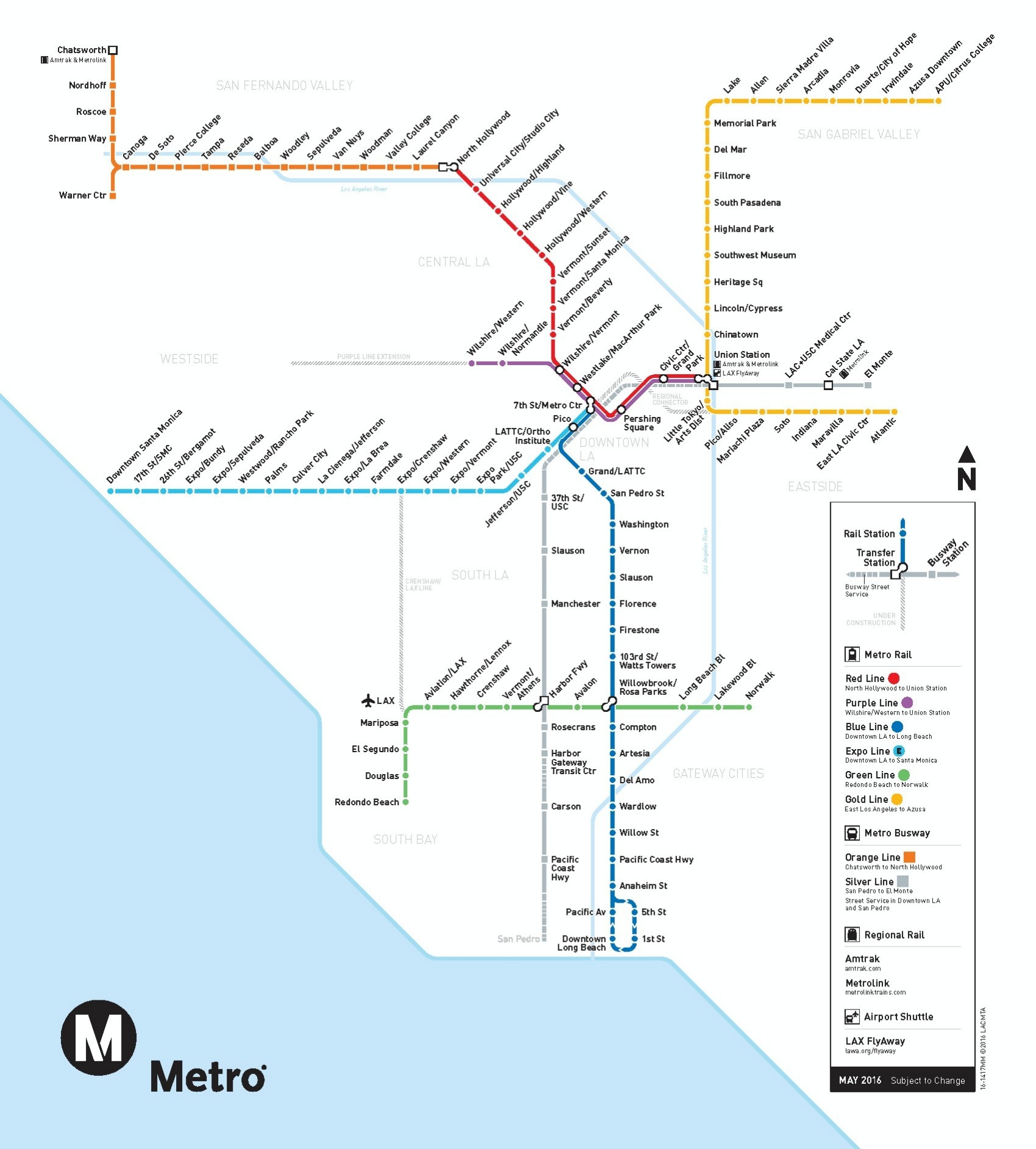 Los Angeles Subway Map 2016.Los Angeles Meets Itself On The Metro A City Made By People