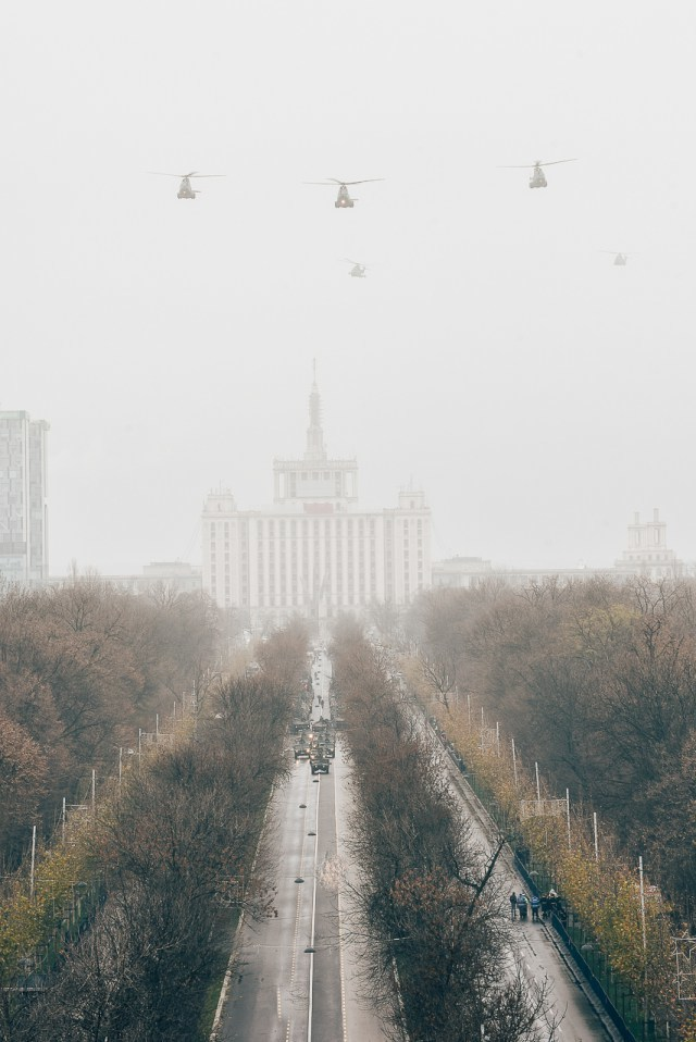 A City Made By People Bucharest Dragos Asaftei