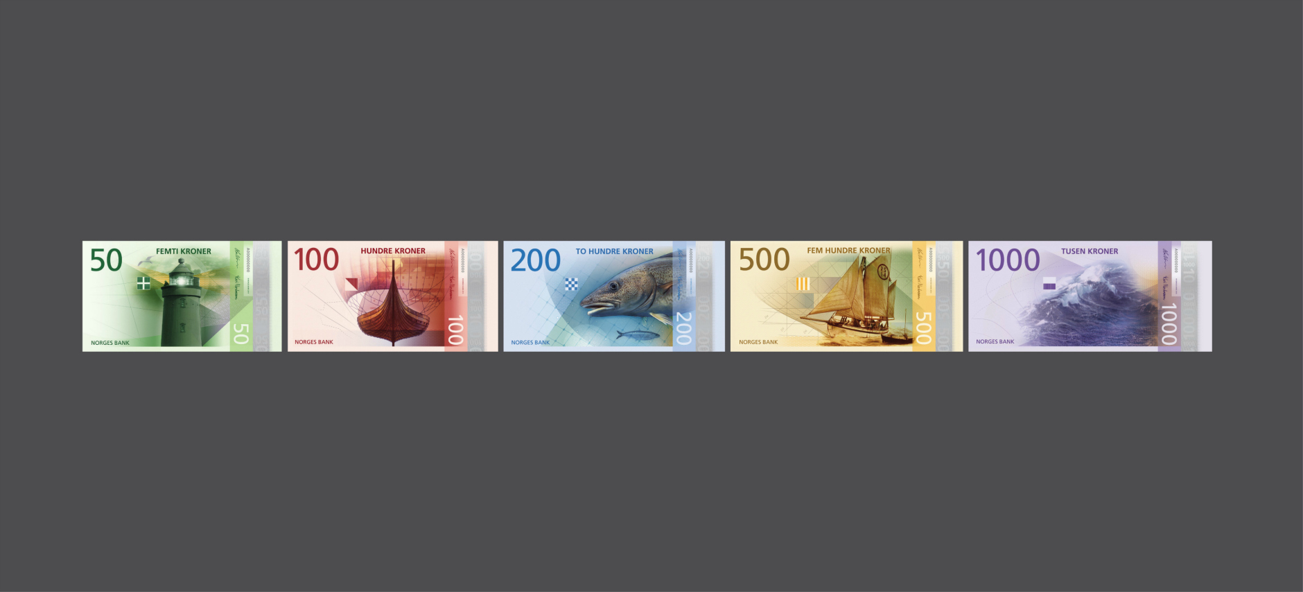the metric system banknotes