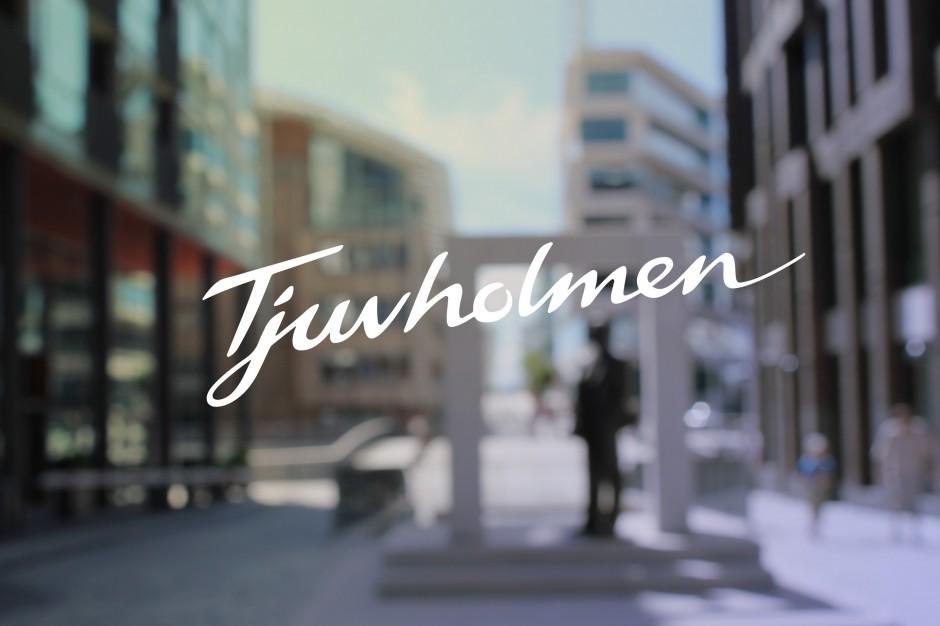 Tjuholmen logo foto