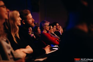 Gazing into The Fifth Dimension — TEDxAUCollege