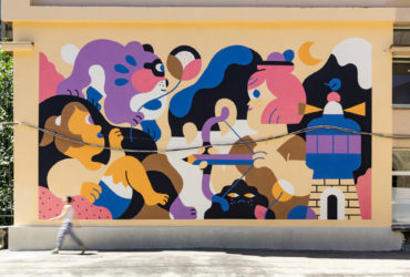 Murals - The Illustrated Side of Bucharest #2