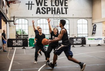 Empowering People with Street Sports - GAME Streetmekka Copenhagen