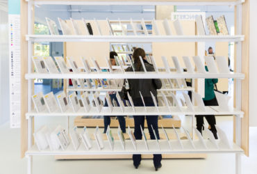 Bucharest Believes in Design - the First Romanian Library of Materials is on the Roll