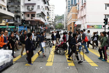 Life Between Buildings - A Social Experiment to Make Hong Kong Walkable