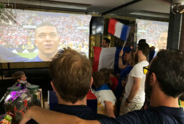 Behind the scenes in Paris - World Cup champion city