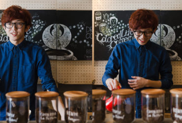 Local Heroes #68 - Tokyo Coffee Entrepreneur Yuta 'Totz' Totsuka