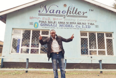 Local Heroes #62 - Meet Dr. Askwar Hilonga - Creator of Africa's most promising innovations - the 'Nanofilter'