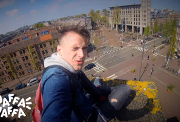 Local Heroes #59 – Amsterdam filmmaker – Marnix of Jaffa Jaffa