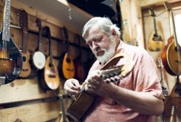 Local Heroes #63 - Søren aka Mr. Palm of Palm Guitars