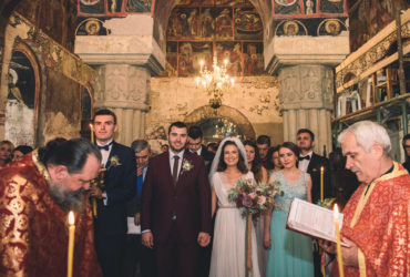 Romanian weddings going modern