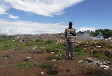 Local Heroes #61 - Dumpsite manager John Ochieng and his church without borders