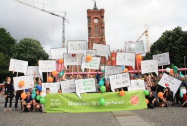 Power to the people - Citizens taking over Berlin's Electricity Grid