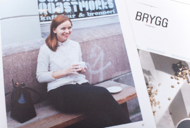 The perfect coffee break - BRYGG Magazine