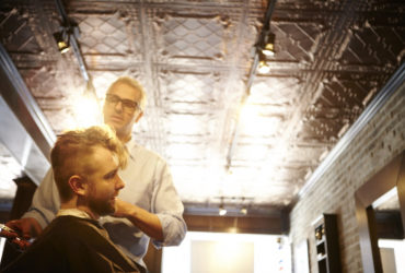 Local Heroes #30 - The Barbertender Les Mecs Cheveux
