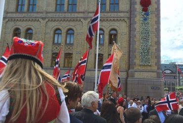 17th of May in Oslo