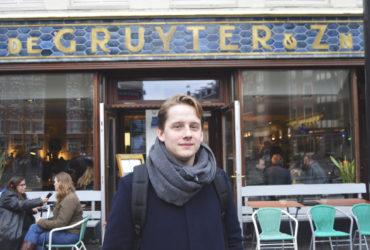 Exploring Amsterdam Talent - singer songwriter Okke Punt