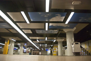 More liveliness to Amsterdam metro stations - Placemakers