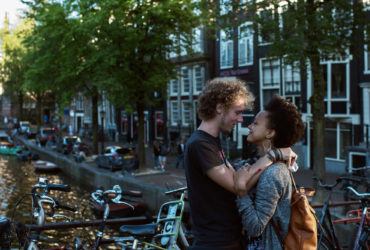 Amsterdam scenes by photographer Richard Rigby