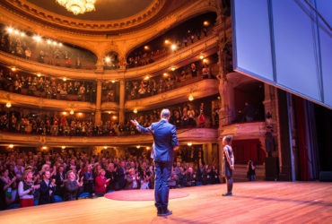 What is your #bigquestion? TEDxAmsterdam 2015 Explored