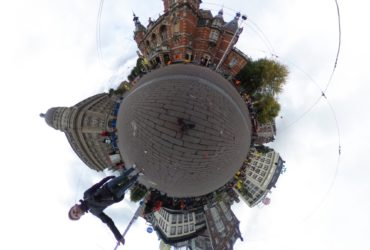 Refreshing Your Perspective Through Wanderbrief, Amsterdam in 360°