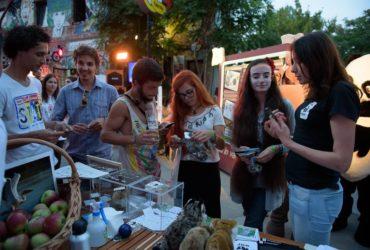 Bucharest advertising event - An ADfel ginger tour