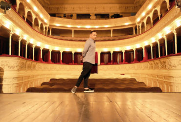 Local Heroes #50 - theatre maker and dancer - Răzvan Mazilu