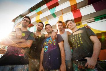 Local Heroes #43 - street art group Boa Mistura