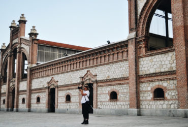 Madrid's cultural hunger meets a slaughterhouse - Matadero