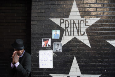 Purple City - Minneapolis Mourns Prince