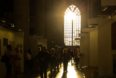 Rotterdam International Art Fair 2016 - Launched in a church