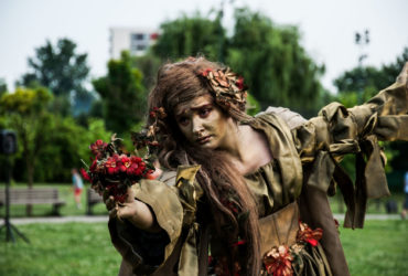 Bucharest Celebrates The Festival of Living Statues