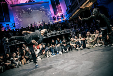 Summer Dance Forever -  a worldwide respected urban dance festival