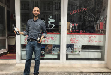 Local Heroes #58 - Wine lover Marco Callegaro and owner of Cantine Sant'Ambroeus