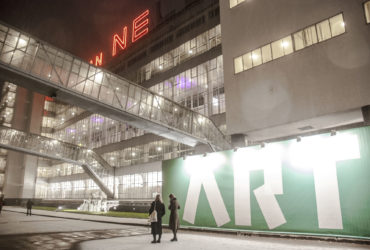 Exploring five locations of Art Rotterdam Week in one day