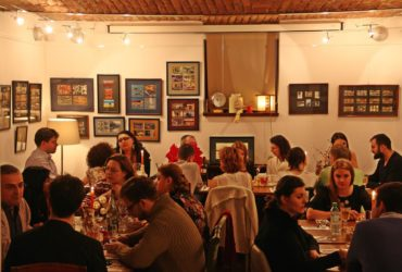 Local Heroes #13 - PopUp Dinner