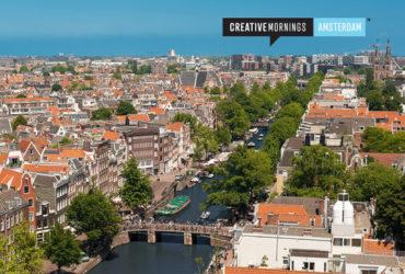 Local Heroes #5 - Creative Mornings