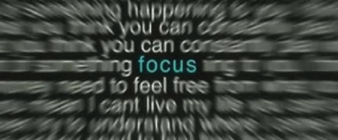 Focus vs Ego