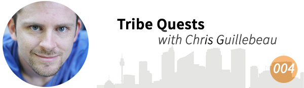Tribes and Quests with Chris Guillebeau
